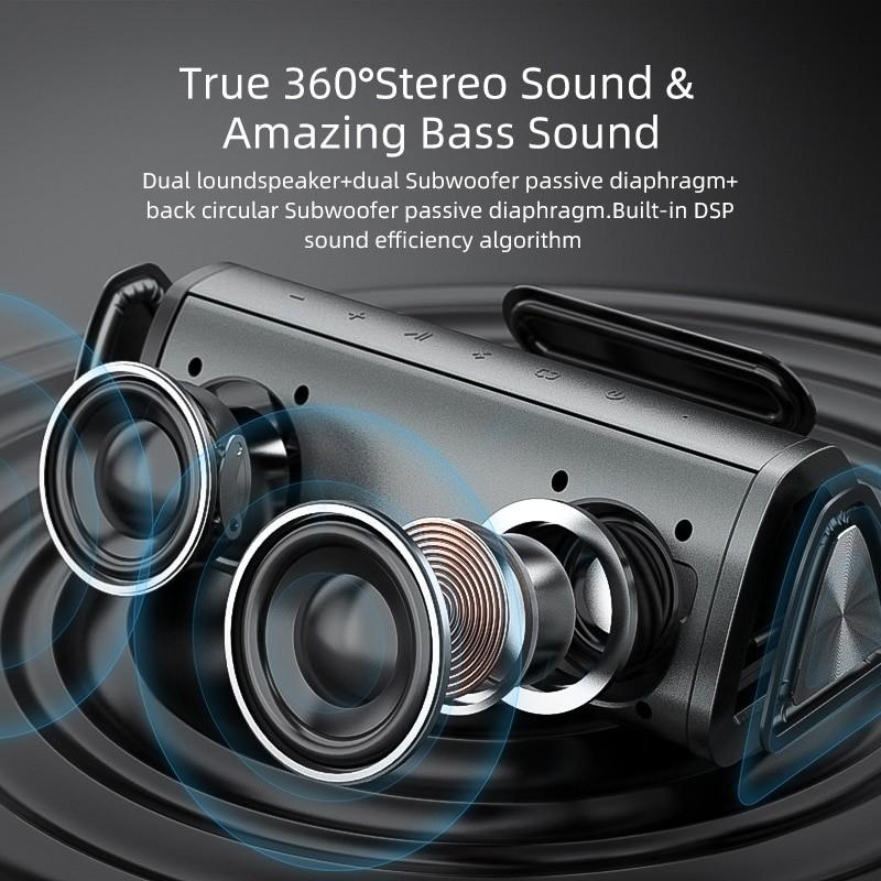 Mifa A10+ Portable Bluetooth Speaker 3