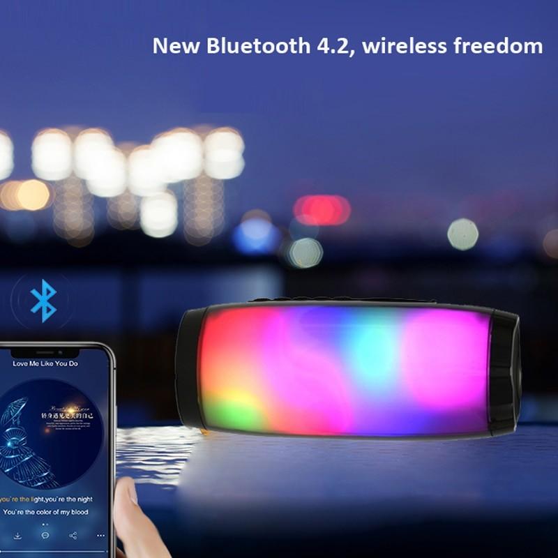 NDJU TG157 Wireless Bluetooth Speaker 3