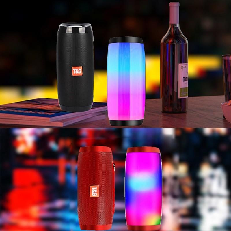 NDJU TG157 Wireless Bluetooth Speaker 6