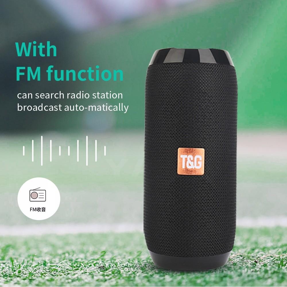 YABA TG117 Portable Bluetooth Speaker 3