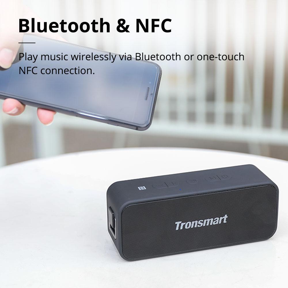 Tronsmart T2 Plus Portable Bluetooth Speaker 2