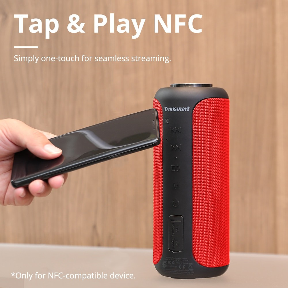 Tronsmart T6 Plus Portable Bluetooth Speaker 3