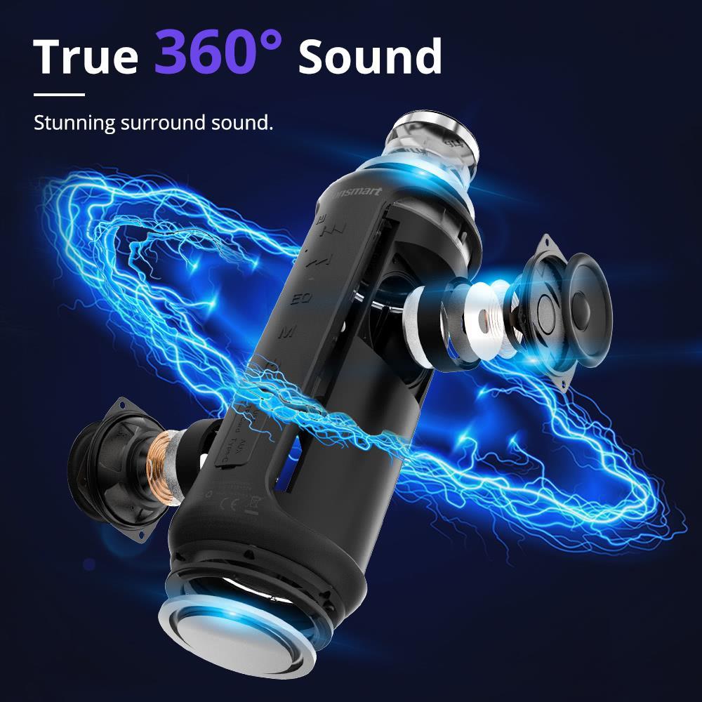 Tronsmart T6 Plus Portable Bluetooth Speaker 1