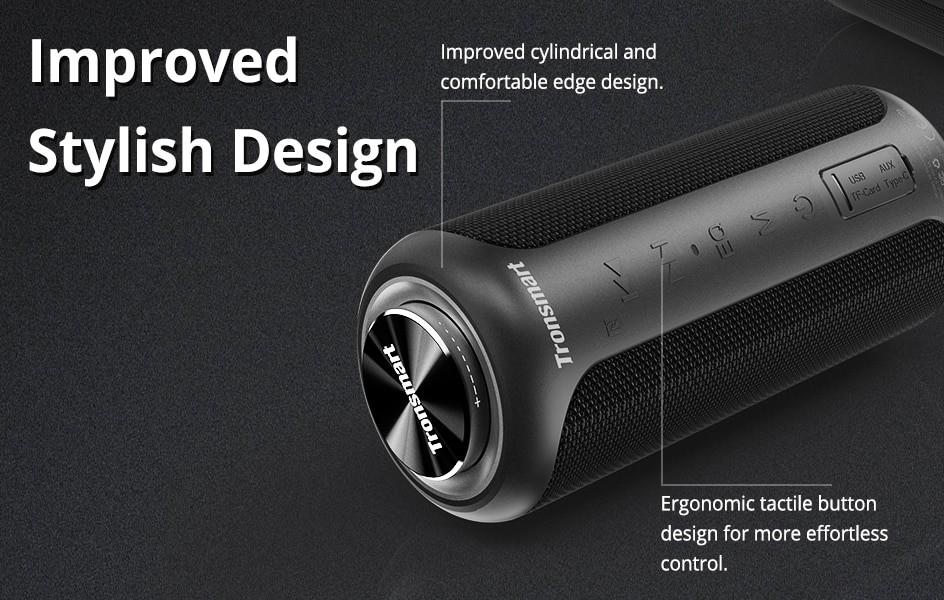 Tronsmart T6 Plus Portable Bluetooth Speaker