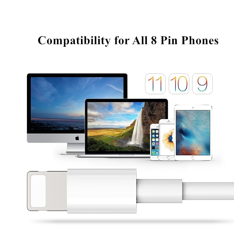 Fast Charging Cable For iPhone 2