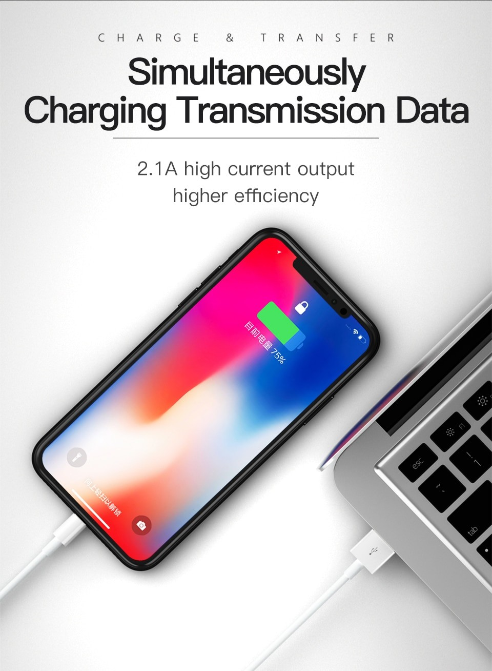 Fast Charging Cable For iPhone