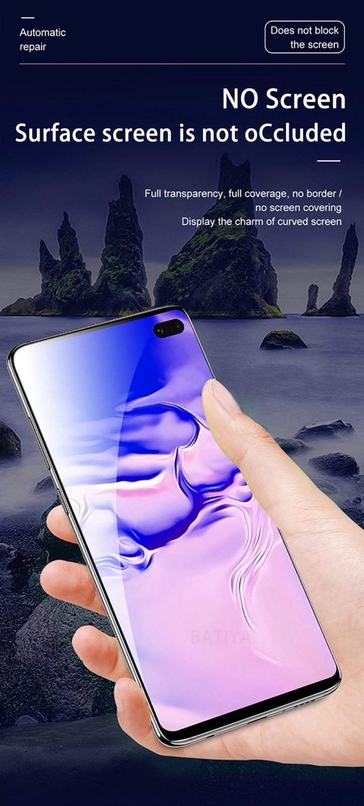 Screen Protector For Samsung Mobile