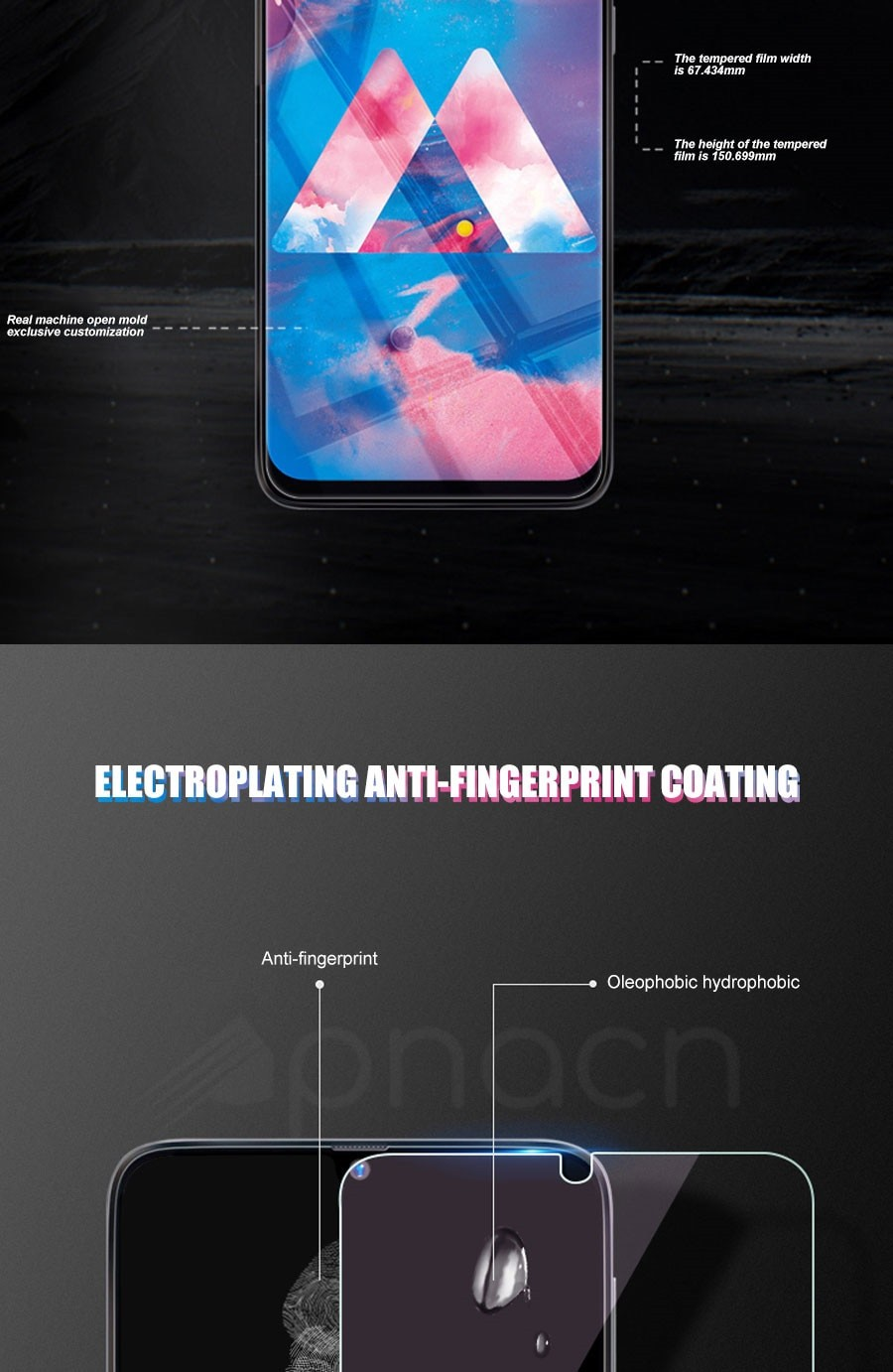 9D Protective Glass For Samsung