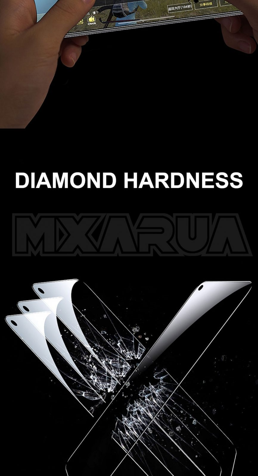 9D Screen Protective Glass For Huawei