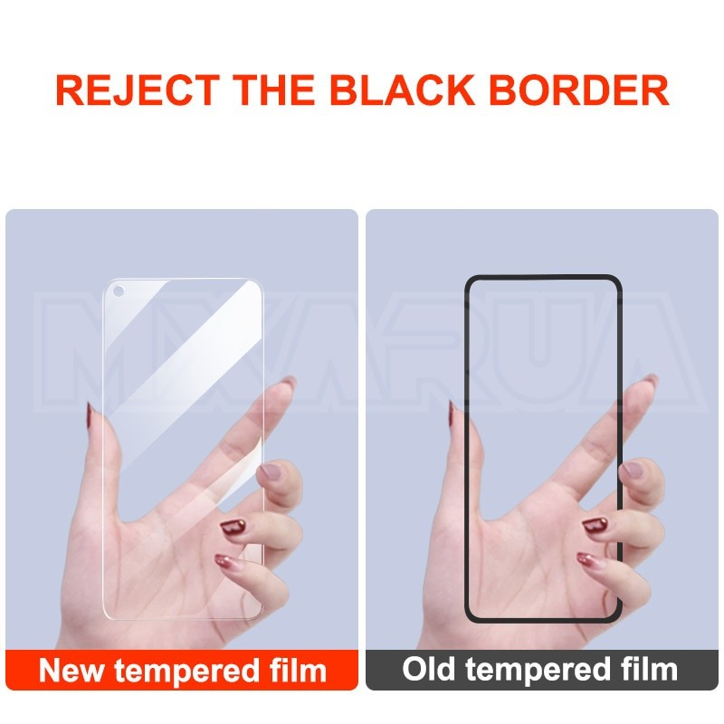 9D Screen Protective Glass For Huawei 2