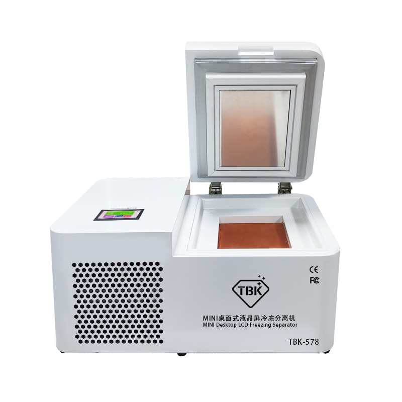 TBK-578 Mini Desktop LCD Freezing Separator Machine 1