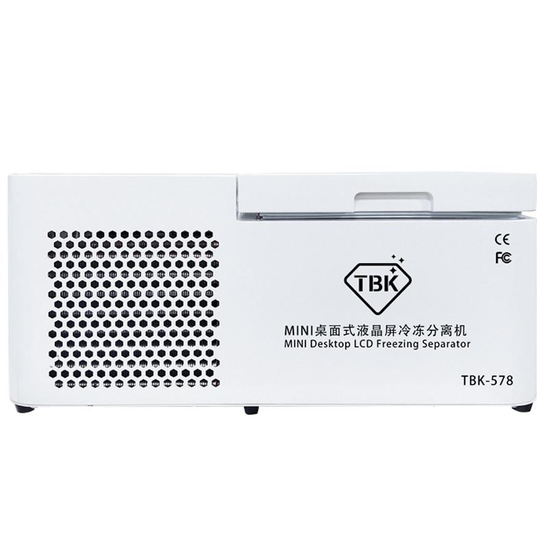 TBK-578 Mini Desktop LCD Freezing Separator Machine 2