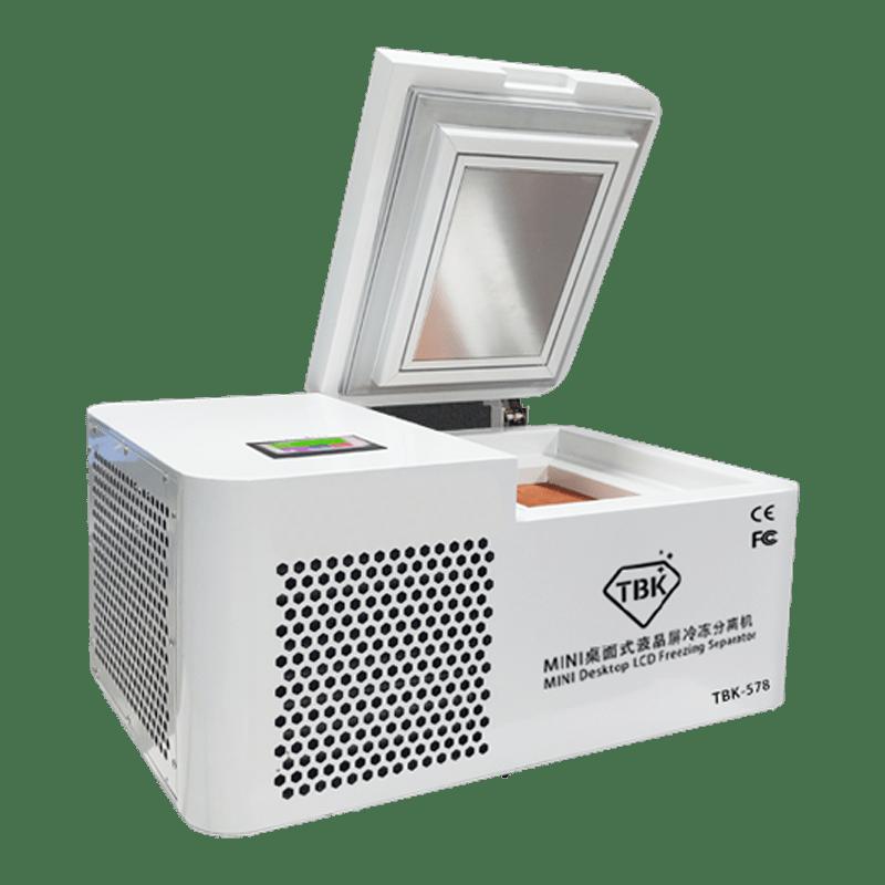 TBK-578 Mini Desktop LCD Freezing Separator Machine 3