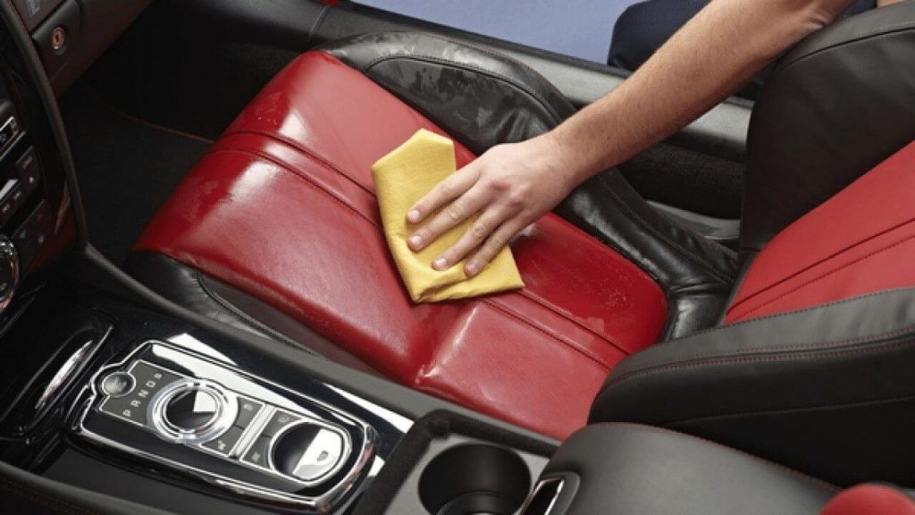 Time A Leather Cleaner Liquid Takes To Clean