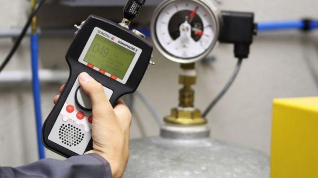 Handheld Gas Leak Detector
