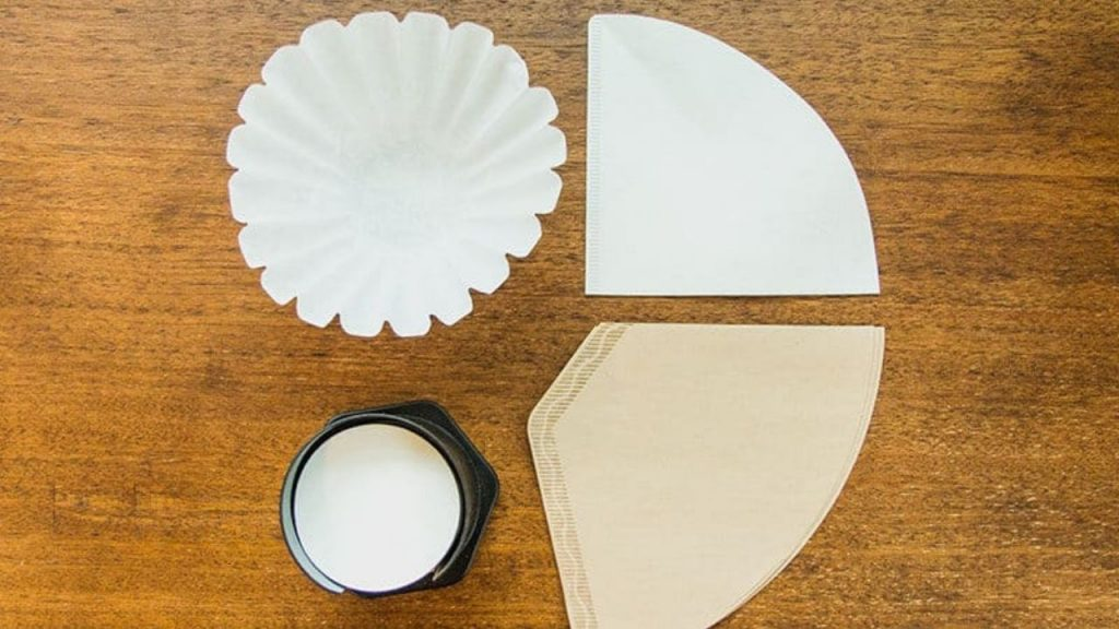 Filter paper for coffee