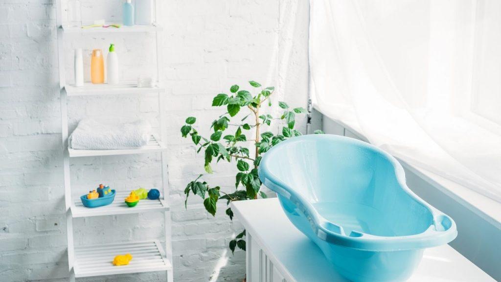 best foldable baby bathtub