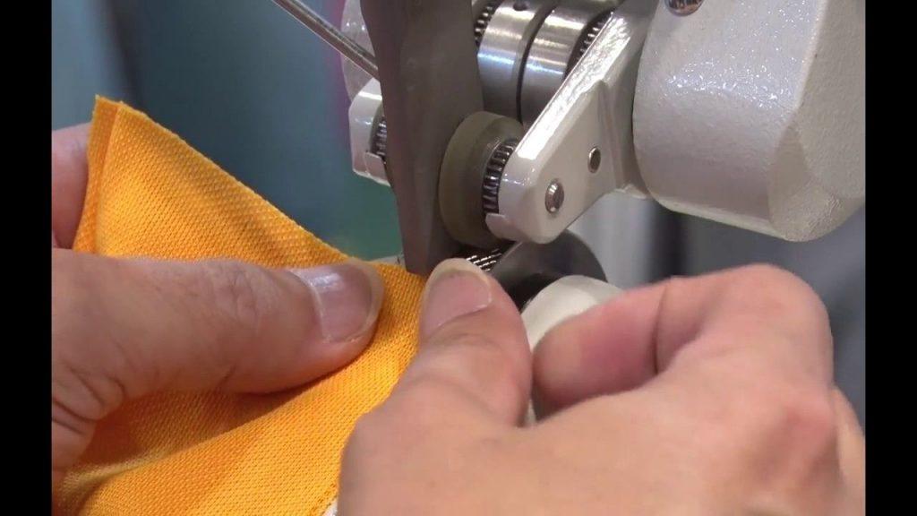 ultrasonic welding machine for fabric