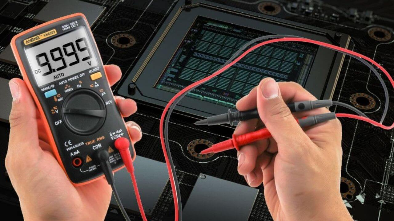 12 Best OHM Meters Reviewed By GV Expert's