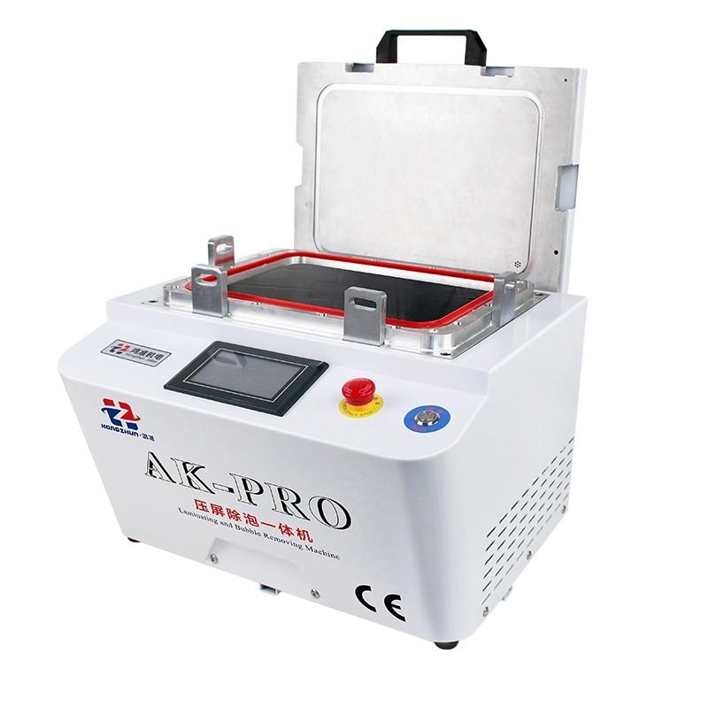 AK PRO OCA Vacuum Lamination Machine With Auto Air Lock 888A+ 2