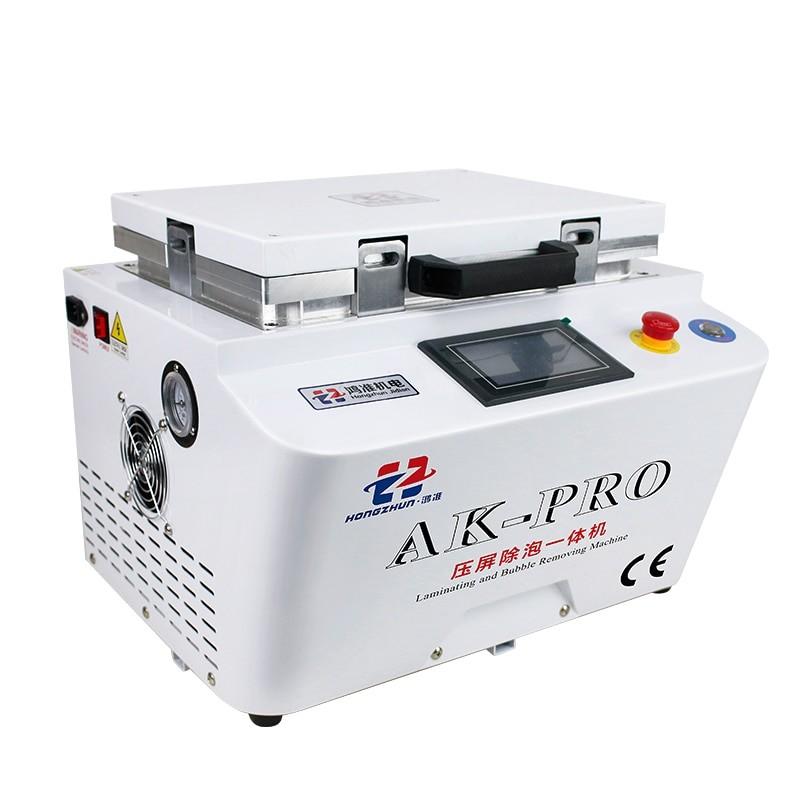 AK PRO OCA Vacuum Lamination Machine With Auto Air Lock 888A+ 3