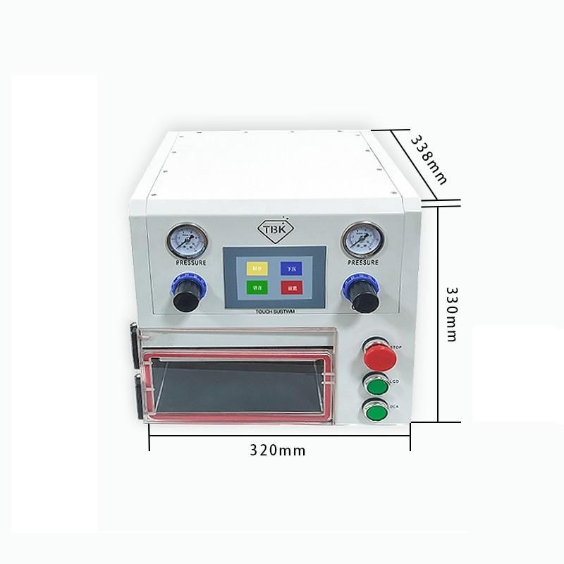 TBK OCA Vacuum Laminating Machine LY-108P 4