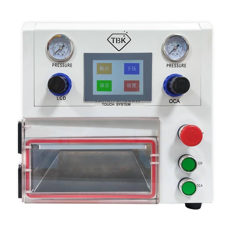 TBK OCA Vacuum Laminating Machine LY-108P 3