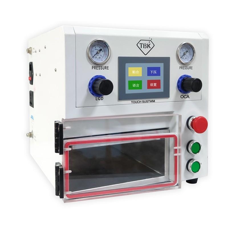 TBK OCA Vacuum Laminating Machine LY-108P 2