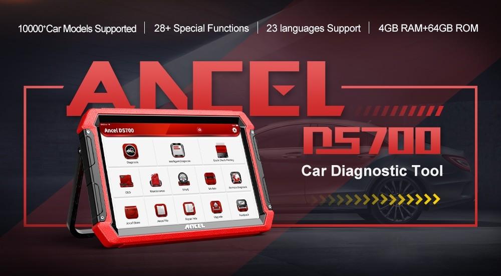 Ancel X6 OBD2 Scanner