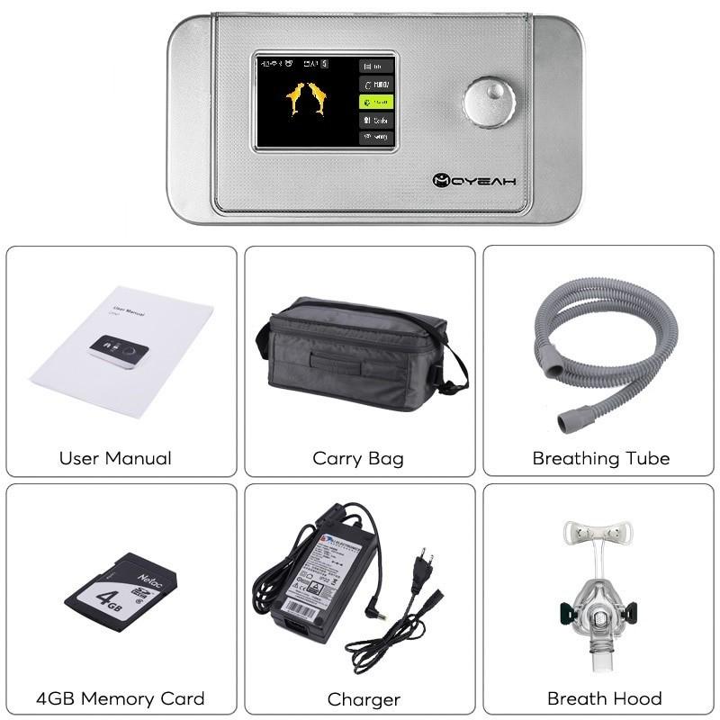 Buy MOYEAH-Ibreath CPAP Machine For Sleep Apnea With Humidifier 4