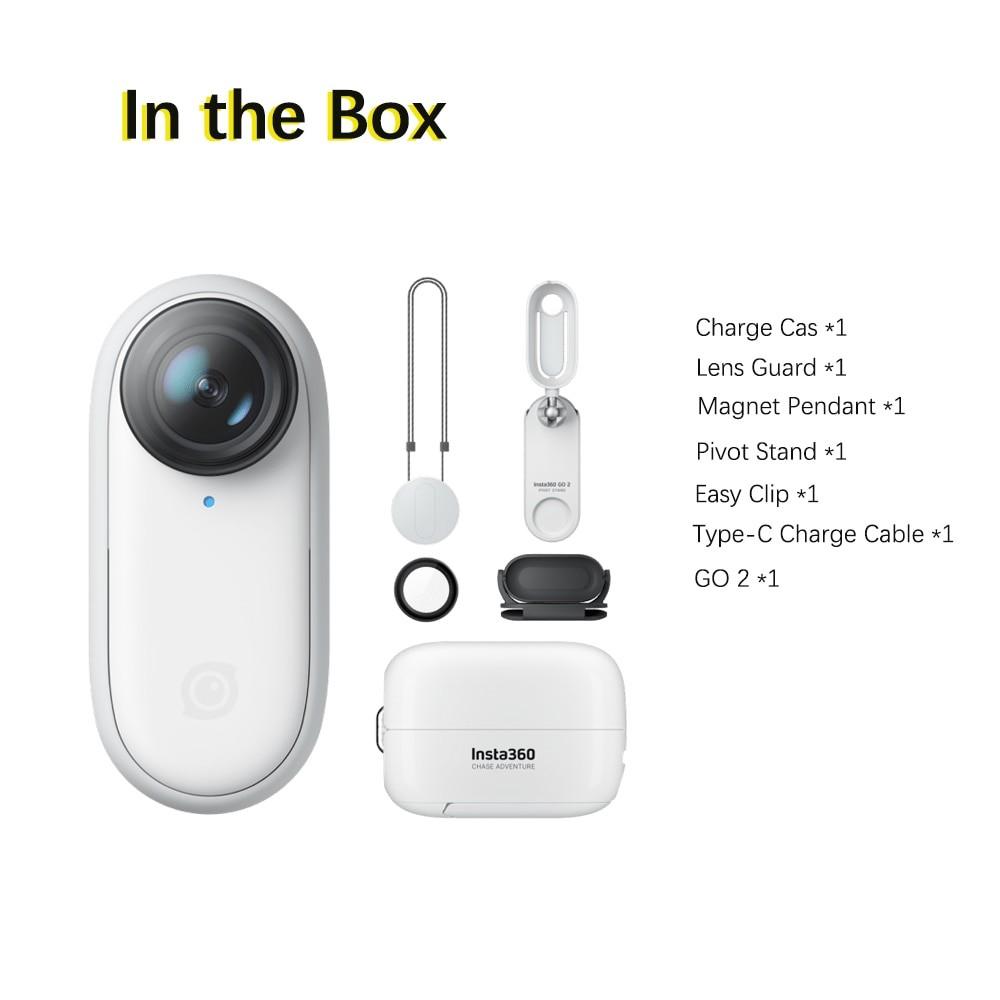 Insta360 GO 2 Mini Action Camera 1