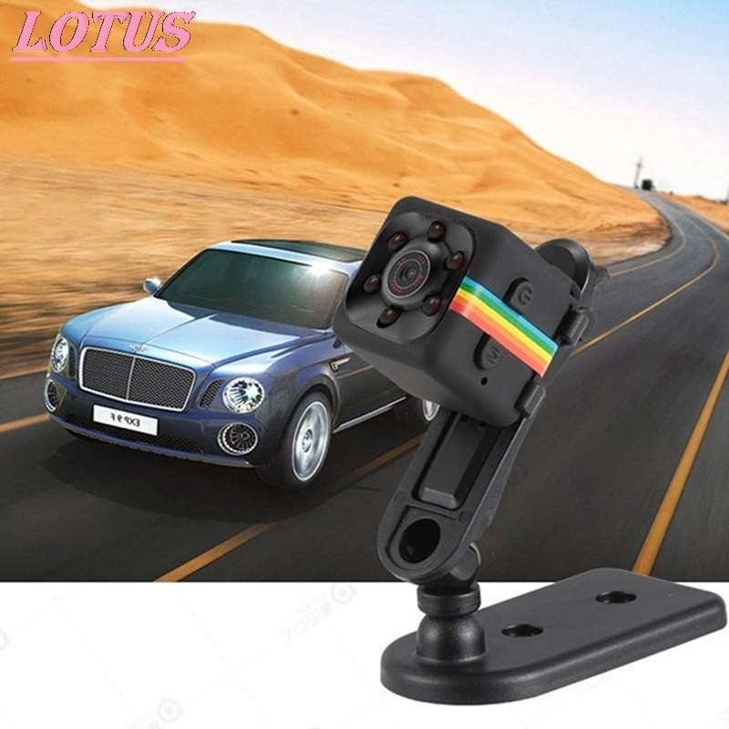 1080p Mini Spy Camera With Night Vision and WiFi 2