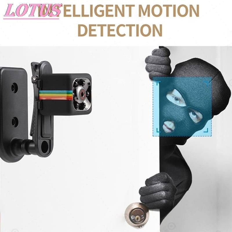 1080p Mini Spy Camera With Night Vision and WiFi 3