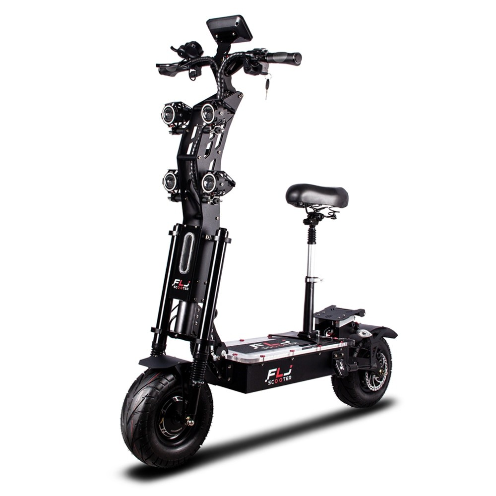 FLJ 13inch Electric Scooter 5