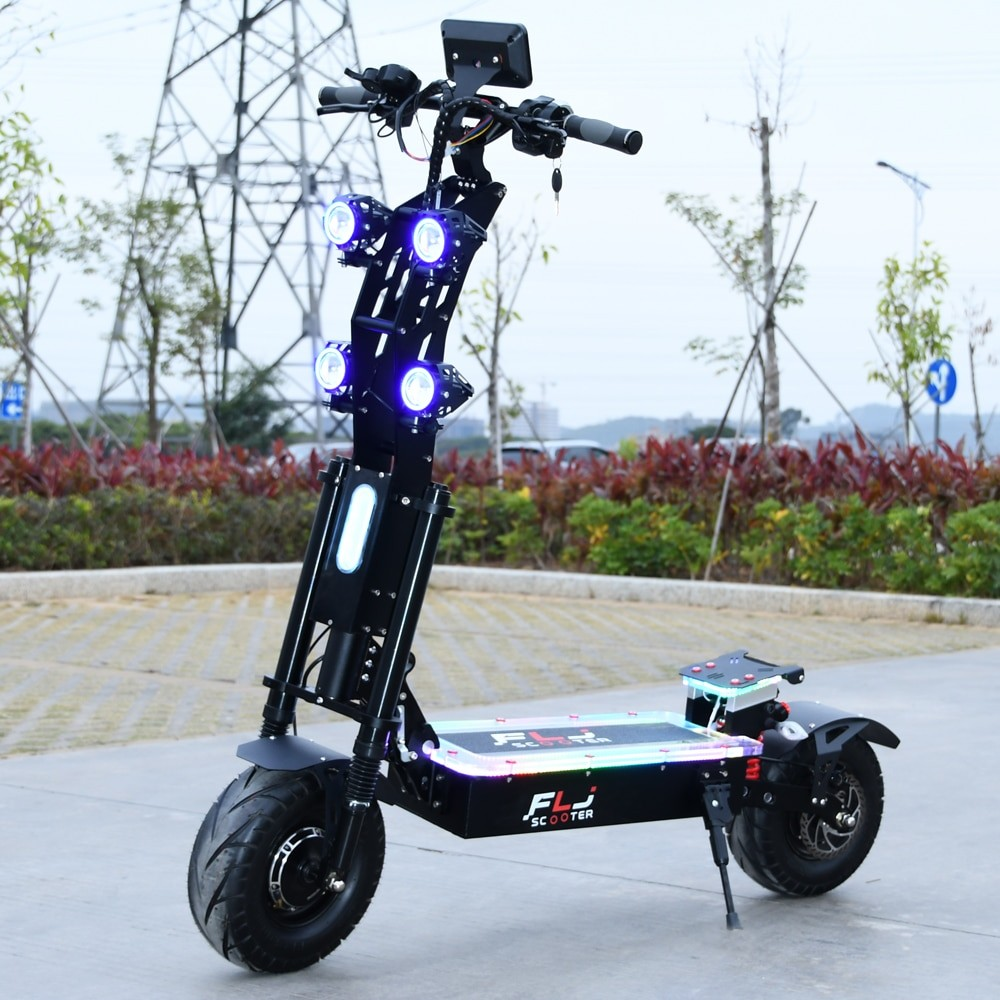 FLJ 13inch Electric Scooter 2