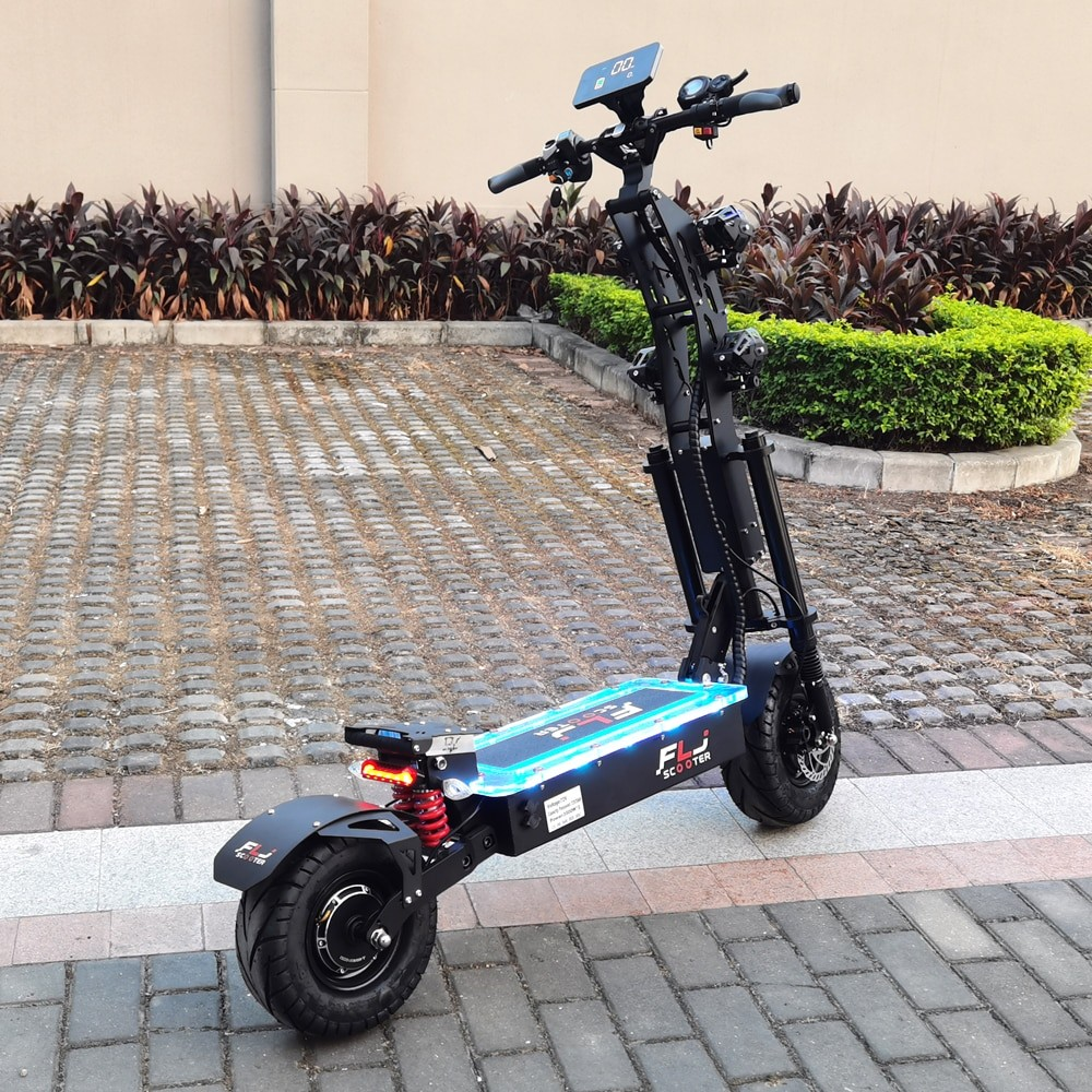 FLJ 13inch Electric Scooter 3