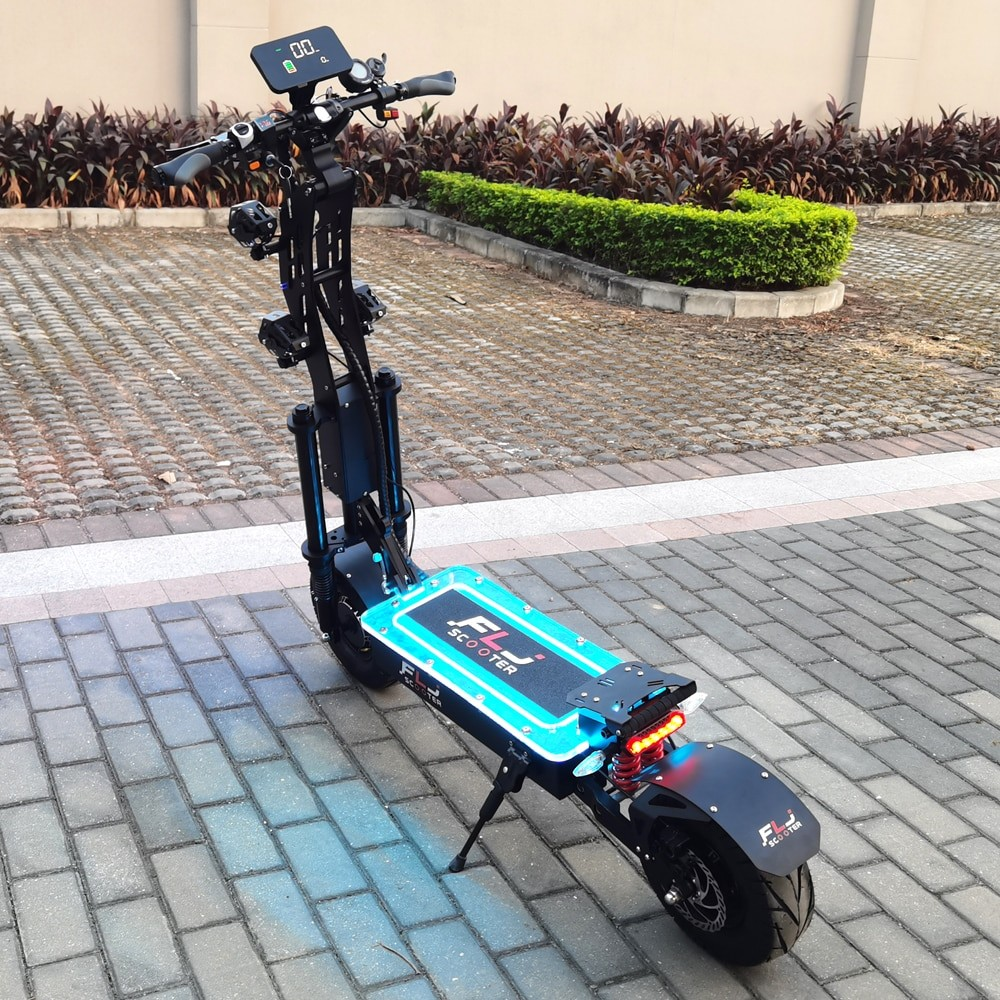 FLJ 13inch Electric Scooter 4