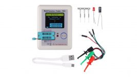 AITRIP LCR-TC1 Colorful Display Transistor Tester