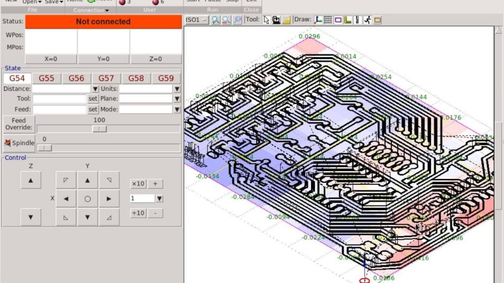 GRBL Software