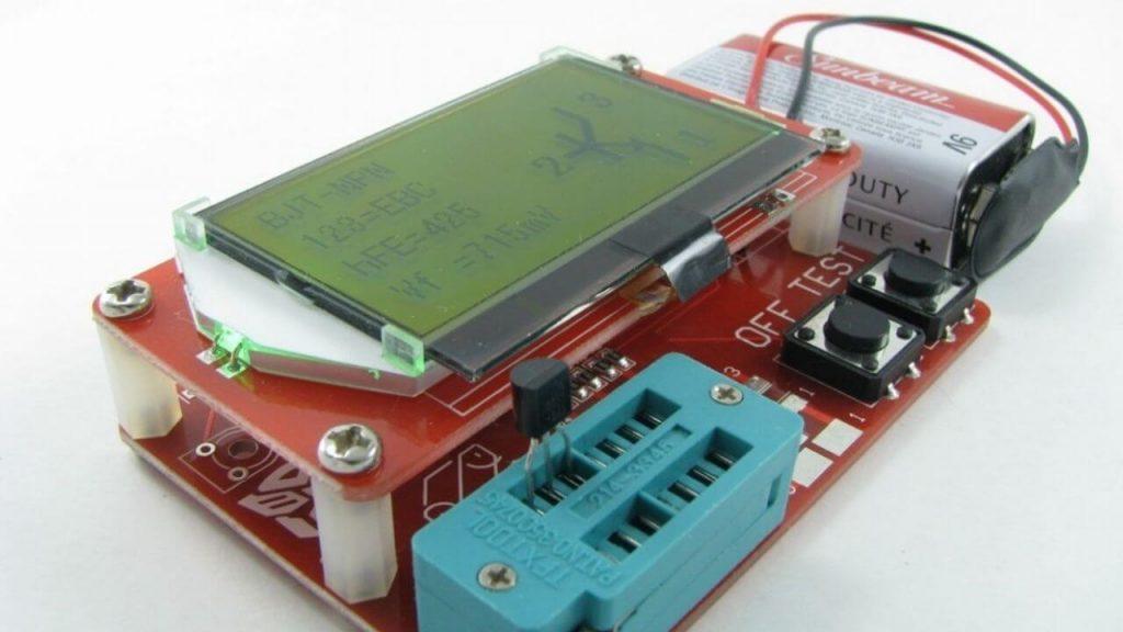 Transistor Tester Kit