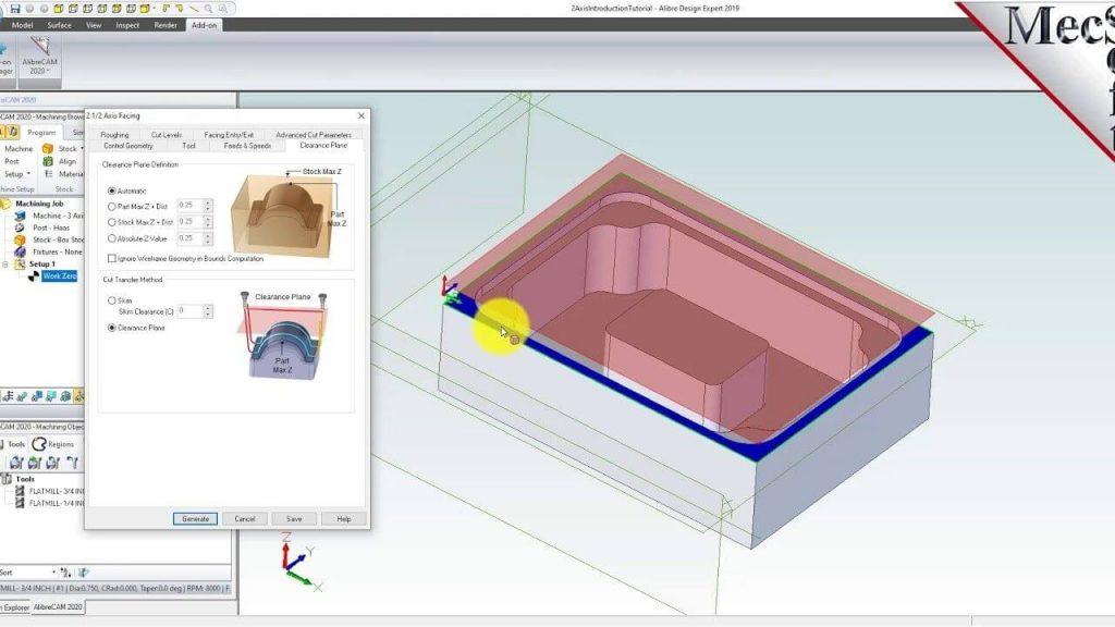 AlibreCAM CNC Software