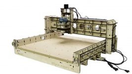 BobsCNC CNC Router Kit With The Router Included