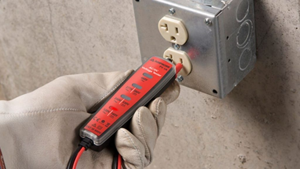 Commercial Electric Voltage Tester