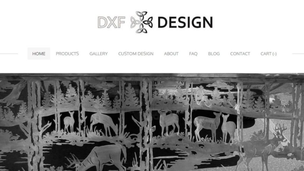 DXF Design Site For Free DXF Files