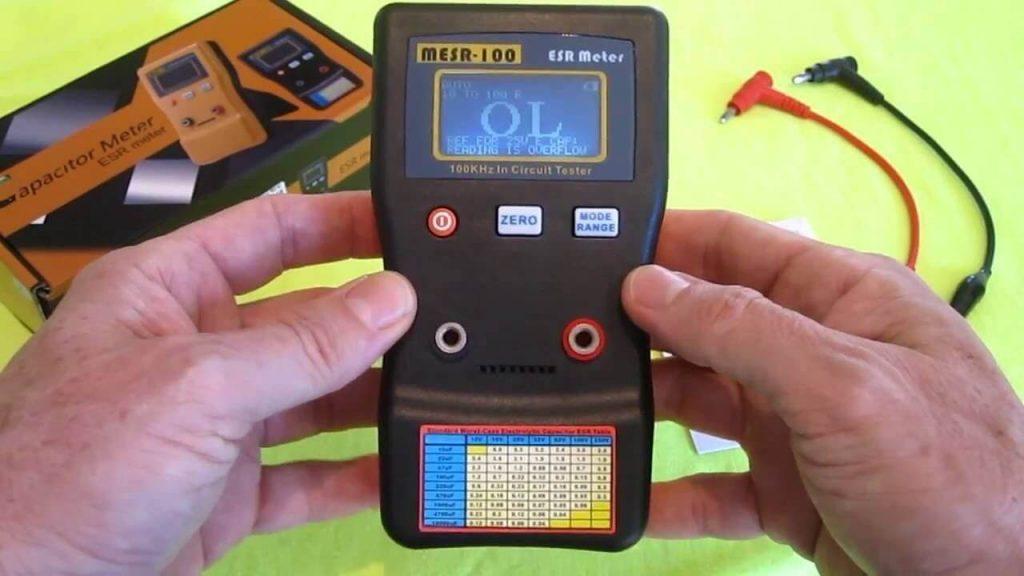 ESR Meter Kit