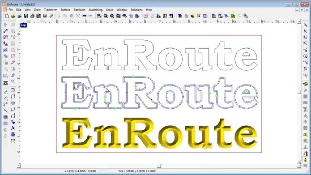 EnRoute CNC Software