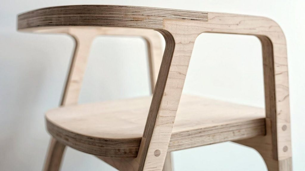 Great CNC Chair You Can Make