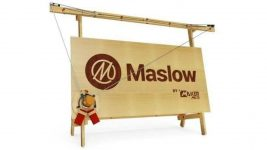 Maslow CNC With High Performance Router Kit