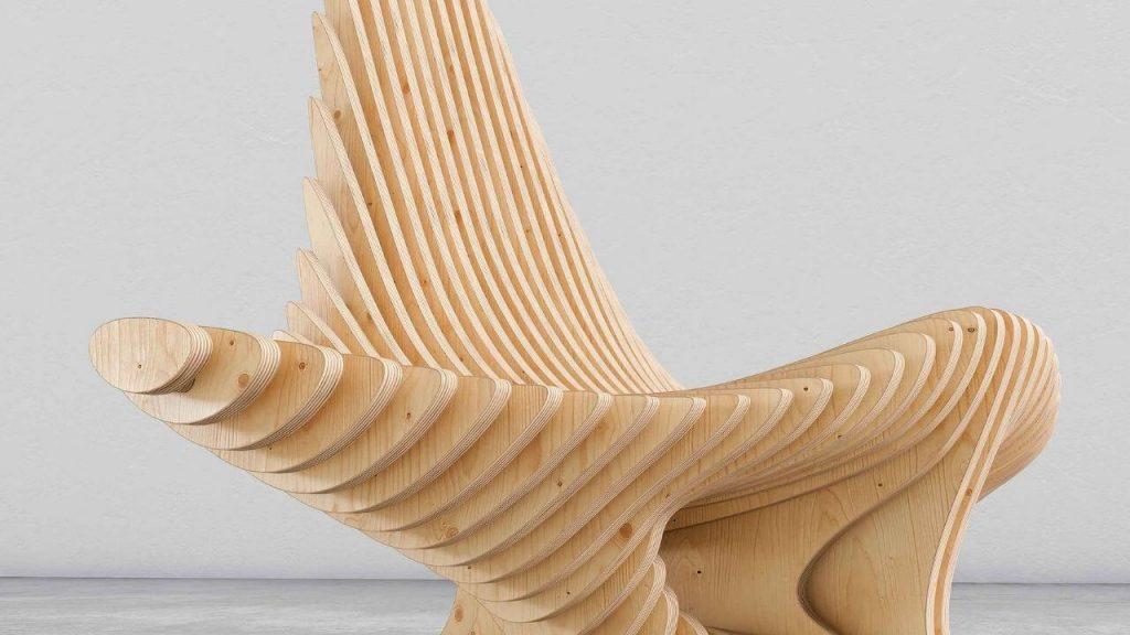 Parametric Design Chair