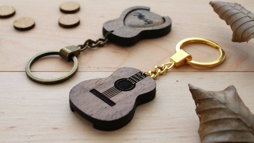 Personalized Keychain Holder